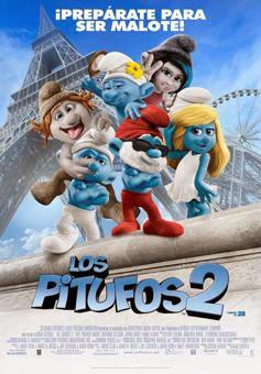 Los Pitufos 2 – DVDRIP LATINO