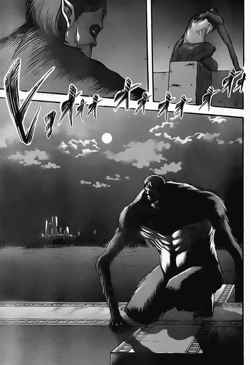 Attack on Titan chap 38 Trang 42