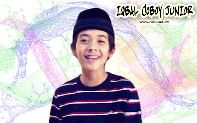 Foto Imut Iqbal Coboy Junior