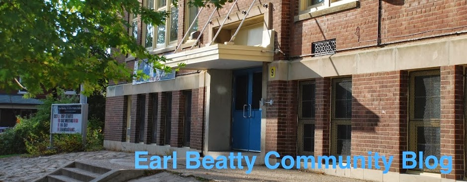 Earl Beatty Community Blog