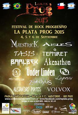 La Plata Prog 2015