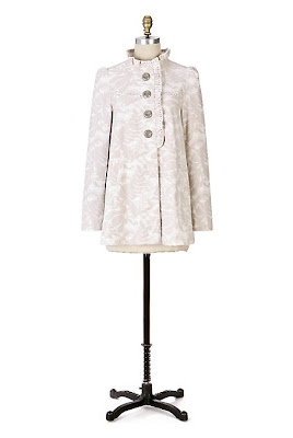 Anthropologie Selfridge Coat
