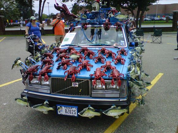 Sashimi Tabernacle Choir Art Car Central