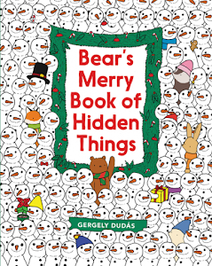 Bear's Merry Book of Hidden Things