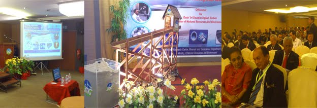 Jabatan Geosains &amp; Mineral Perak Launching of Simposium 2011