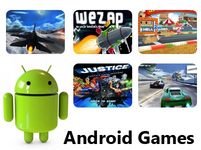 أفضل 4 مواقع لتحميل ألعاب الأندرويد http://www.informatiqueclub.com