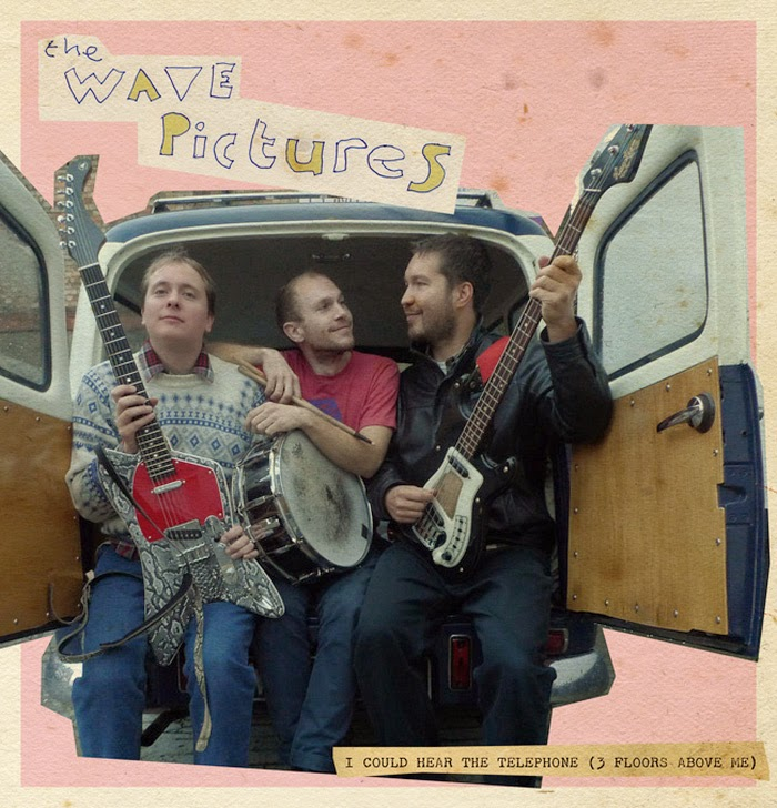 The Wave Pictures - I could hear the telephone - single