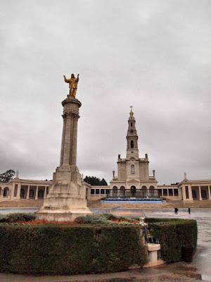 Santuario de Fátima. Sagrado Corazón de Jesús.