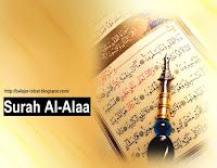 Makna dan Kandungan Surah Al-Alaa