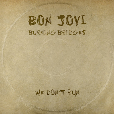 Green Pear Diaries, música, Bon Jovi, Burning Bridges, album cover