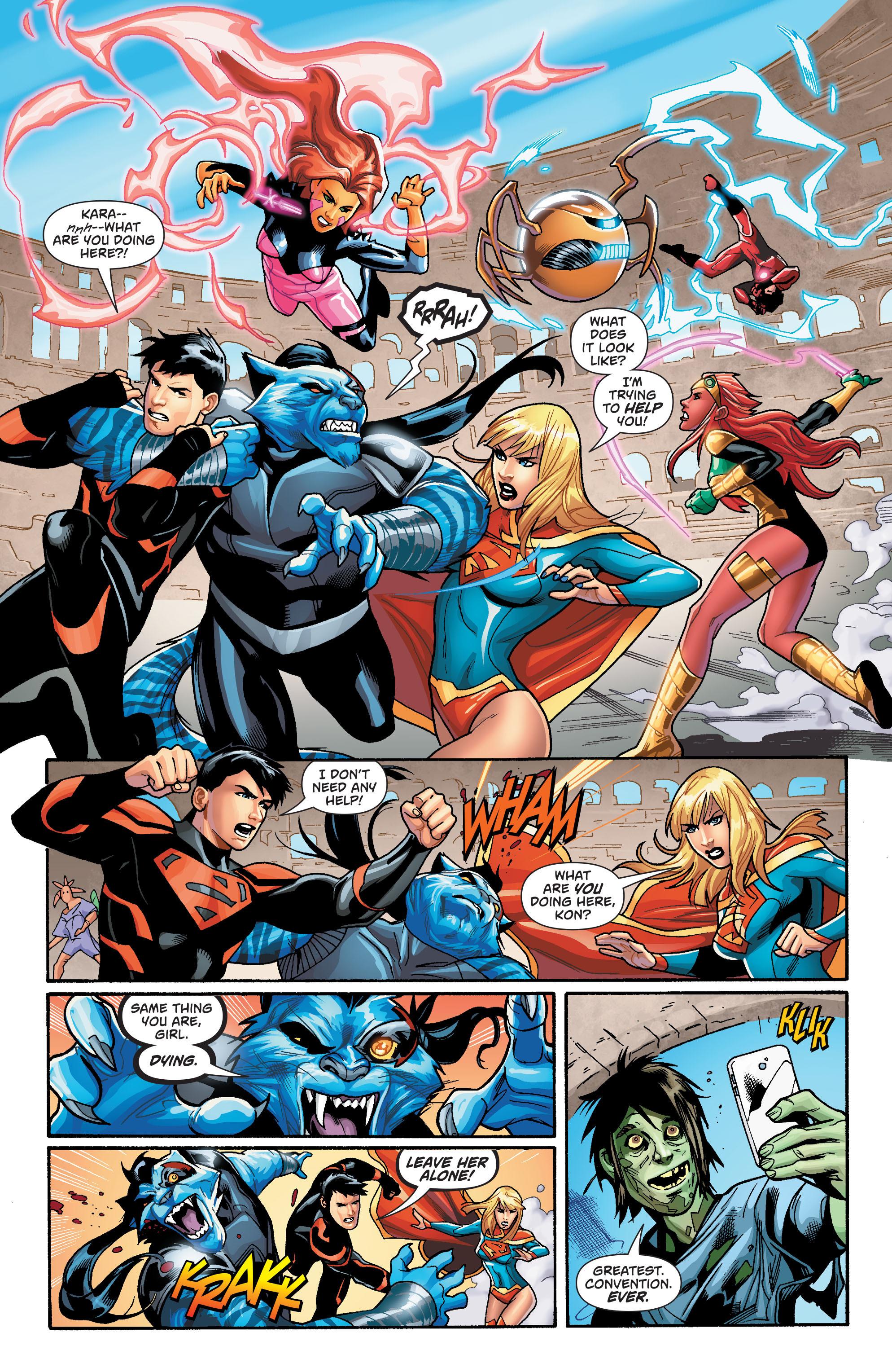 Supergirl (2011) Issue #38 #40 - English 15