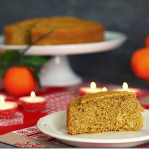 Torta Paradiso Senza Uova e Senza Burro