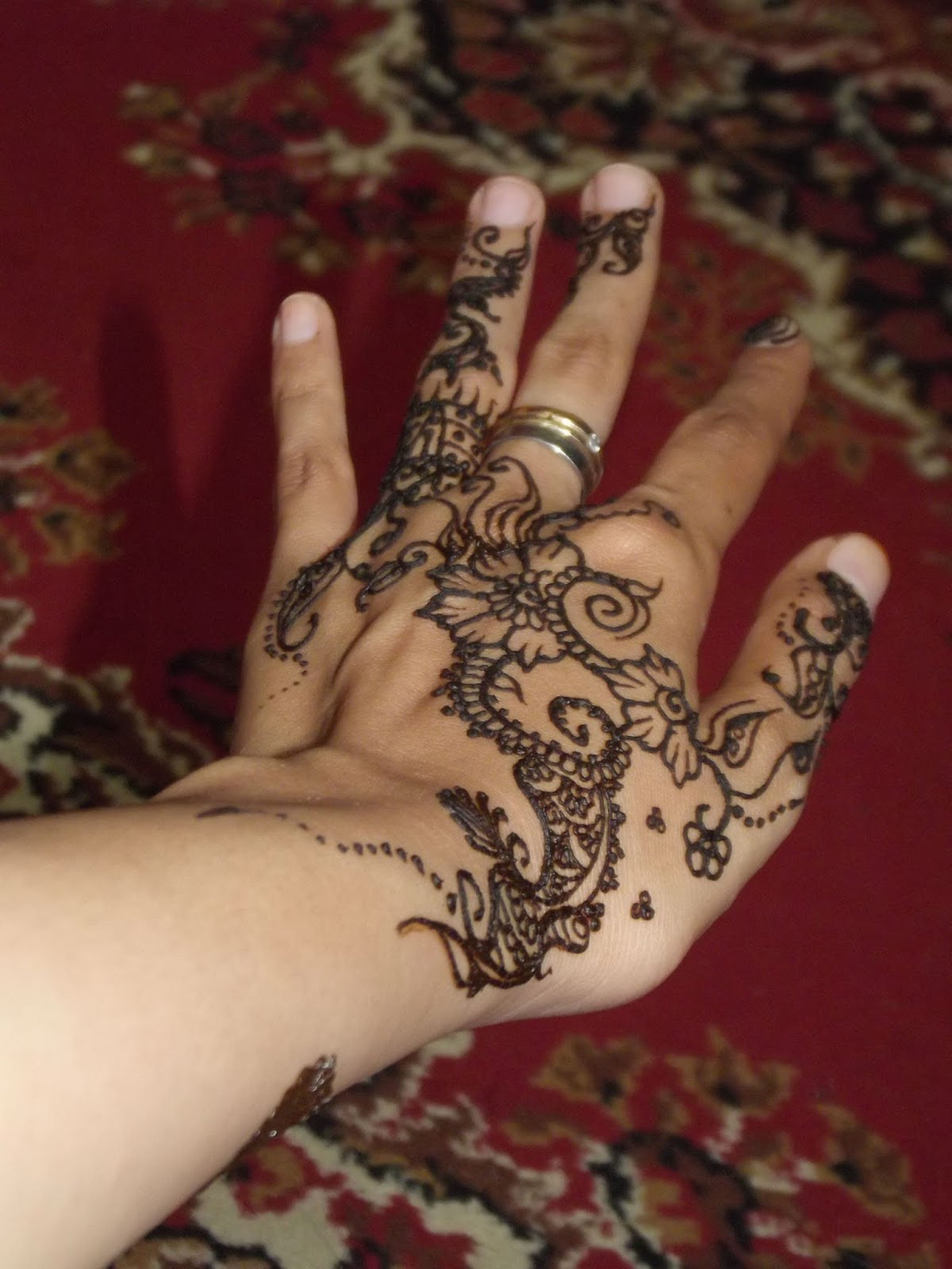 INDAH HENNA DESIGN Henna Wedding Design