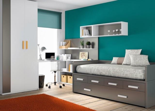 Blog dormitorios juveniles valencia consejos para elegir - Colores para pintar una habitacion juvenil ...