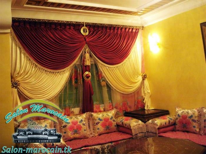 Salon marocain impeccable vente enligne