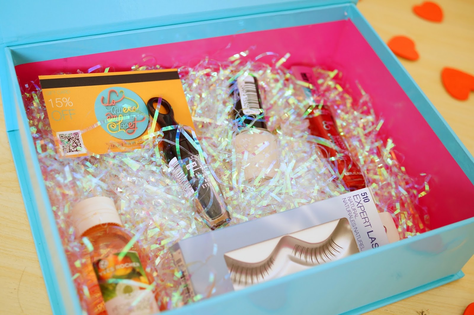 ToutMimiBox, a Panamanian Beauty Box
