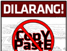 Cara Jitu Agar Blog tidak Bisa di Copy / Copas