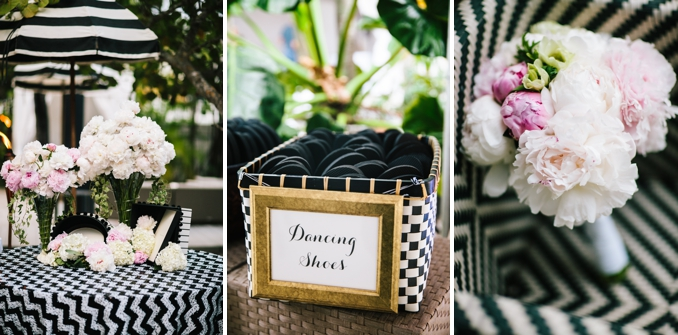 gorgeous wedding details and flowers