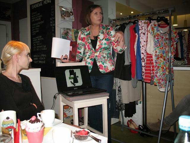 Platforma Kobiet Aktywnych - Warsztaty kreowania wizerunku w kawiarni Babki Cafe
