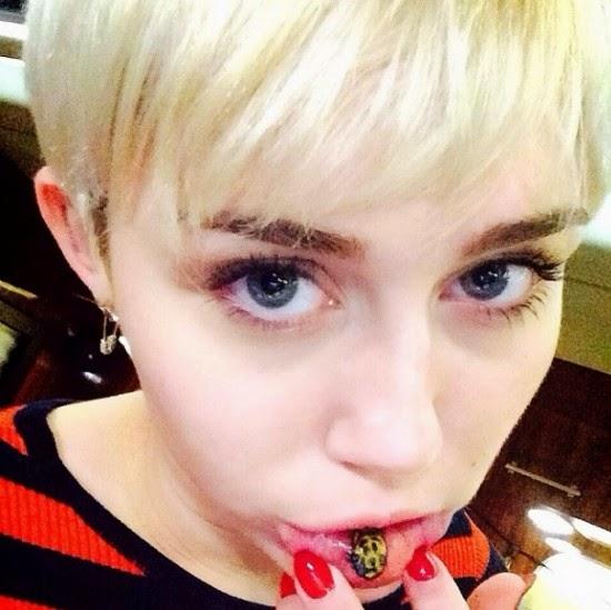 Tatuaje Miley Cyrus