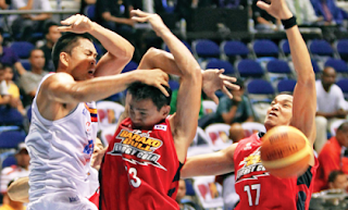 Meralco Bolt's Defense