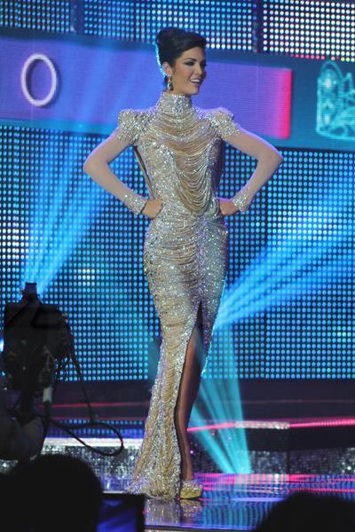 beauty pageant minute  miss venezuela 2012 mar u00eda gabriela isler