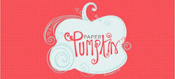 Become a Paper Pumpkin!
