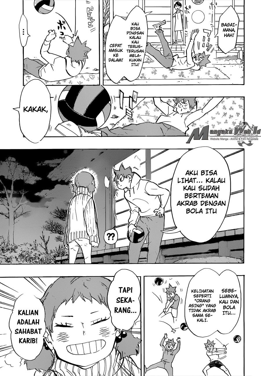 Haikyuu!! Chapter 228-17