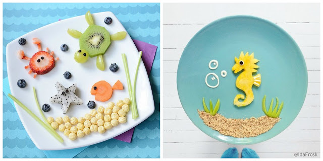 fruit food art