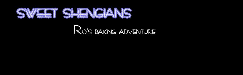 Ro's Baking Adventures