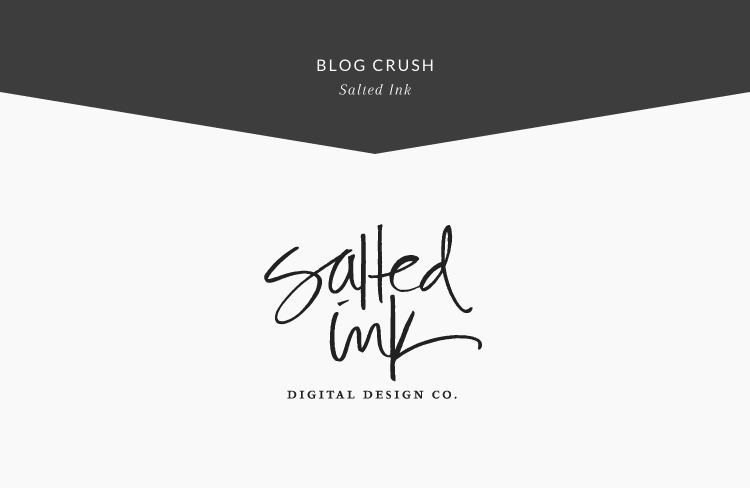 Blog Crush: Salted Ink - yuniquelysweet.blogspot.com