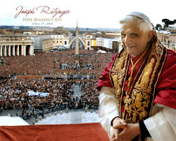 His Holiness Benedict XVI
