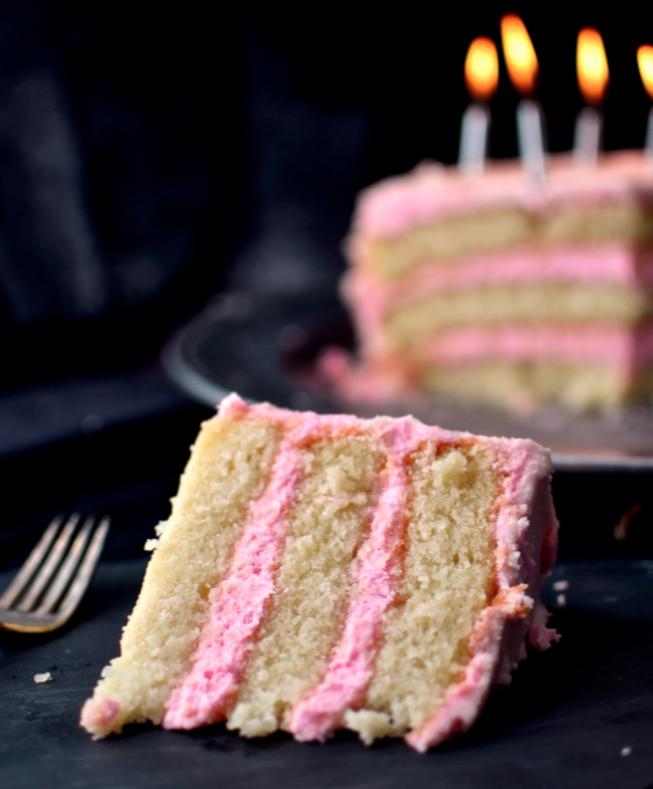 Yammies Glutenfreedom The Best Gluten Free White Cake Ever My