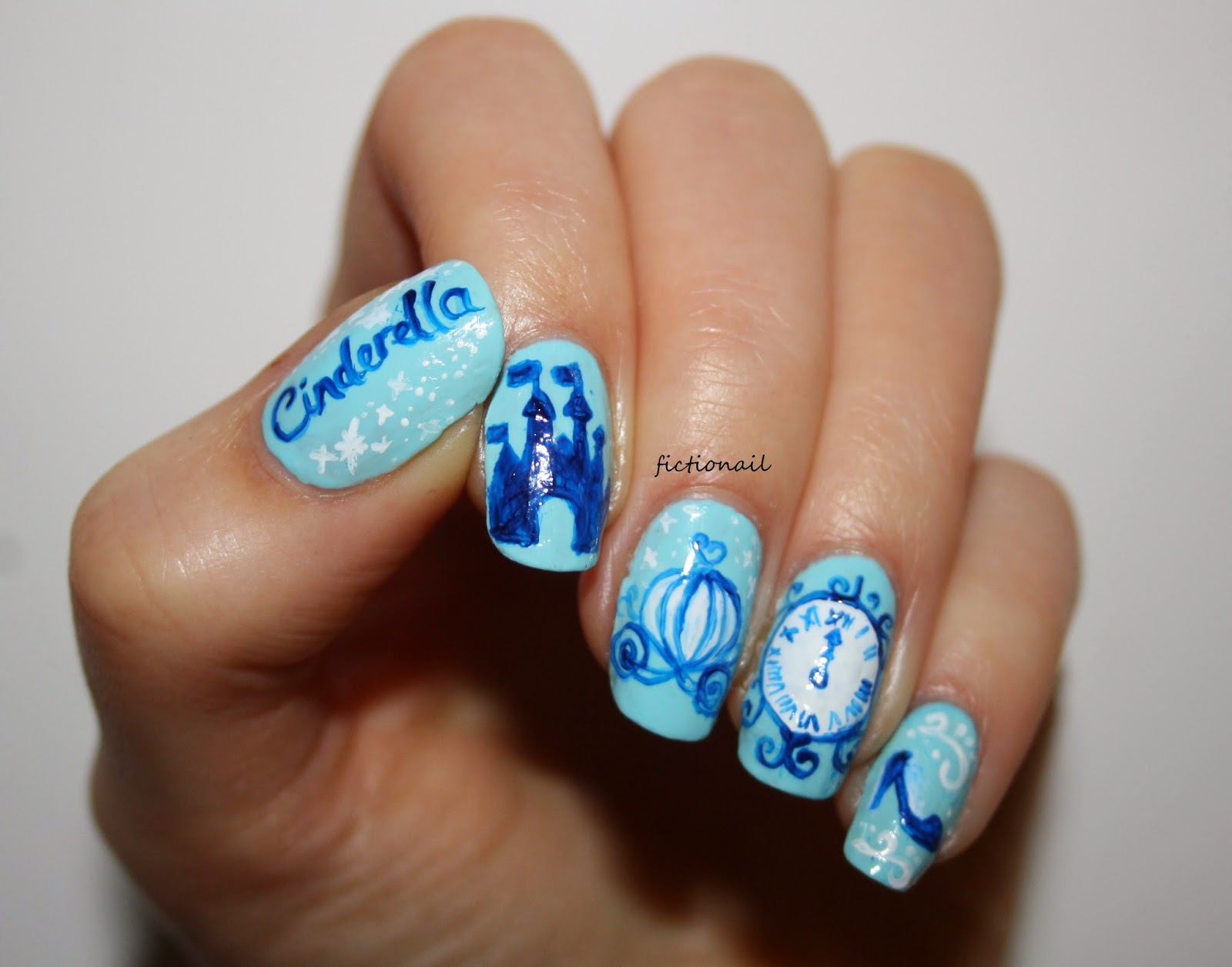 26+ Disney Nail Art Designs, Ideas | Design Trends ...