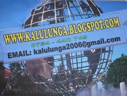 TUPE HABARI AU TANGAZO KUPITIA 0655 440749 AU  0754 440749 AU kalulunga2006@gmail.com