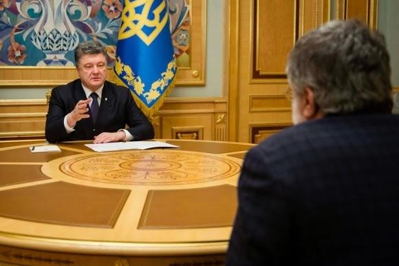 Пішов у відставку губернатор Дніпропетровської області, олігарх Коломойський