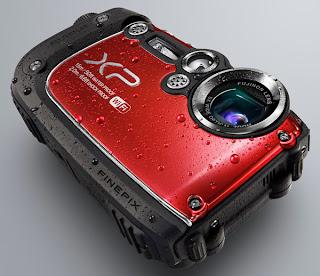 Kamera Waterproof Fujifilm XP200 Vs Olympus TG2