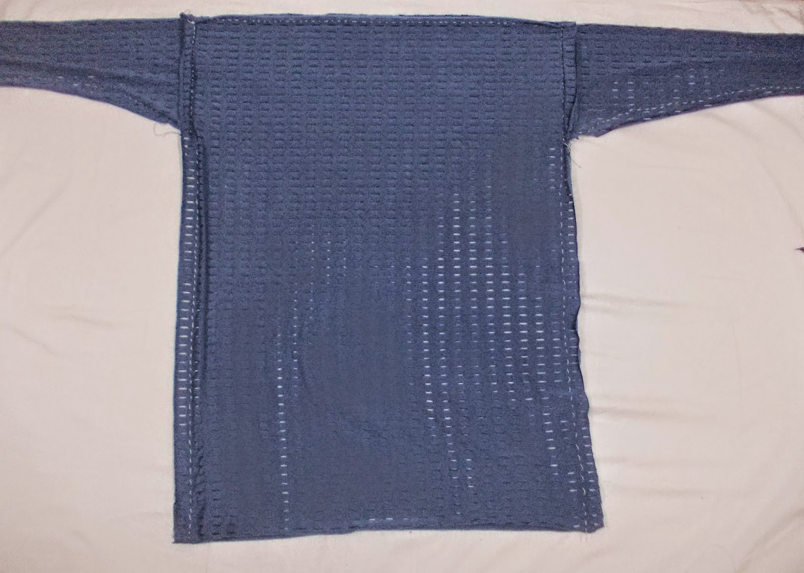 Kalıpsız pratik bluz dikimi