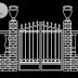 مجموعة بلوكات أبواب كبيرة اوتوكاد dwg
