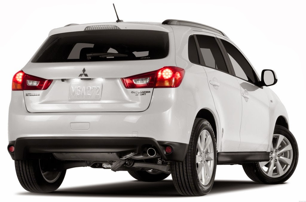 2014 Mitsubishi Outlander Sport ES SUV Cars - Car Features, Pictures, Prices Review