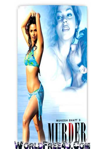 Poster Of Bollywood Movie Murder (2004) 300MB Compressed Small Size Pc Movie Free Download World4ufree.Org