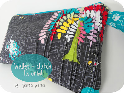 Wallet Clutch Tutorial