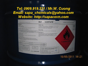 BUTYL ACETATE (BAC)