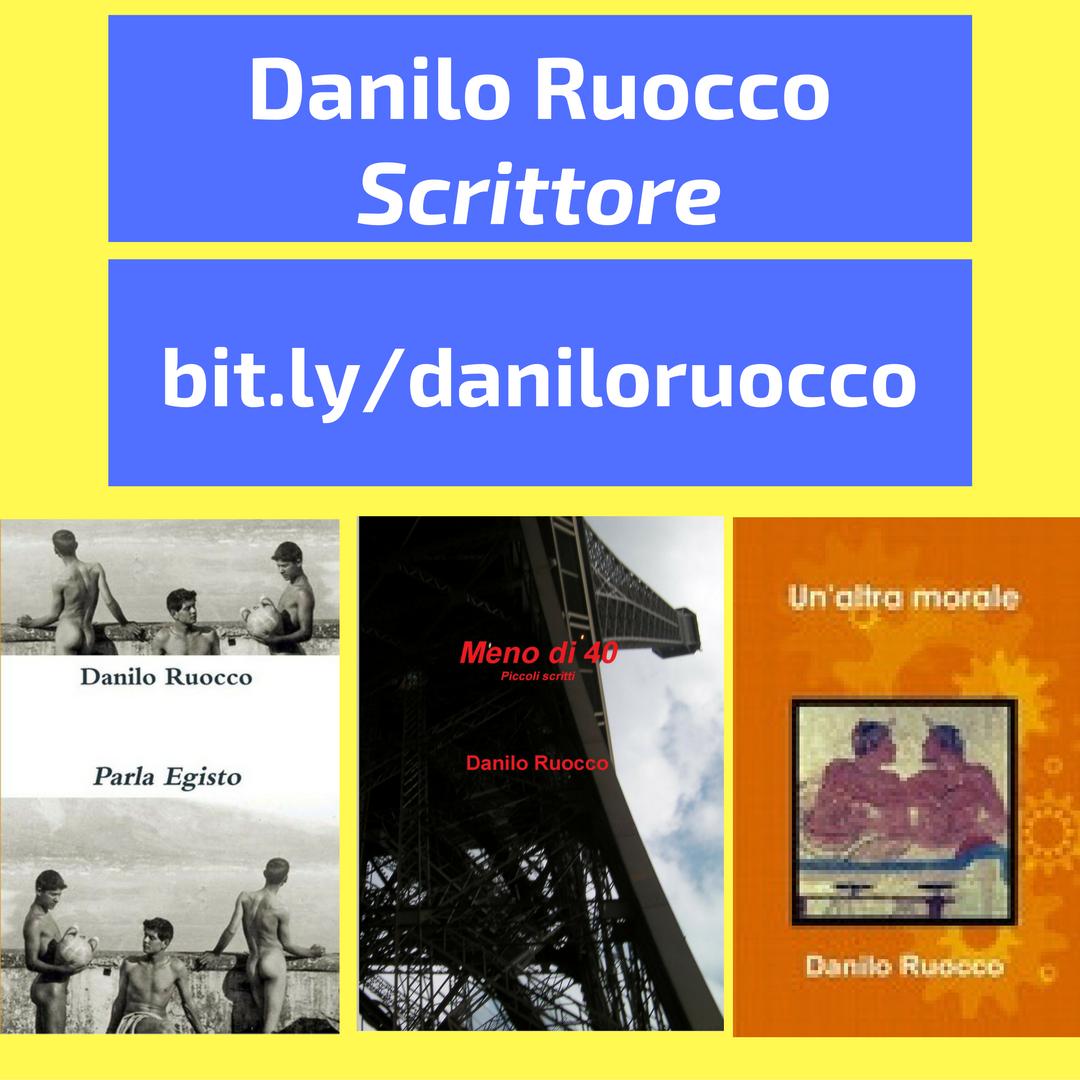 Scritti di Danilo Ruocco