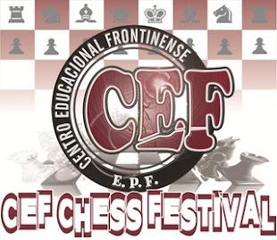 II CEF Chess Festival & Convergência !!!