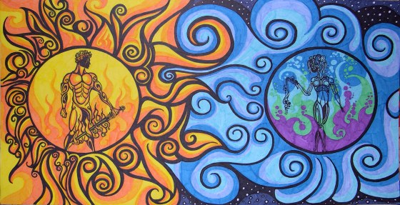 Poems And Quotes The Courtship Of Sun And Moon Gorgeous Sun And Moon Quotes