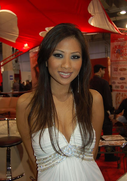 Jade Marcela, Indonesian Girl