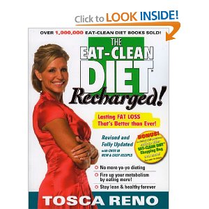 TNTbefree Book Reviews: The Eat Clean Diet Recharged by ...