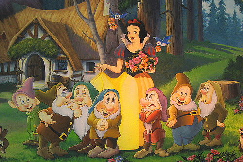 The Bare Necessities: Snow White and the Seven Dwarfs