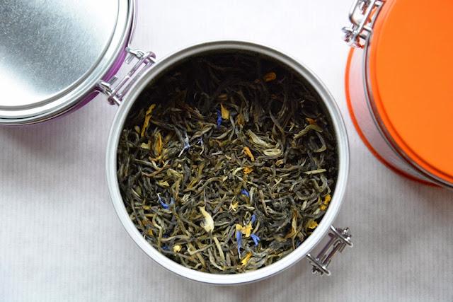 Lov tea, green tea, organic tea